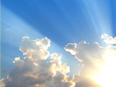 Christelijke e-card Psalm 27:1