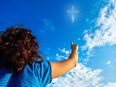 Christelijke e-card Hebreeën 12:2