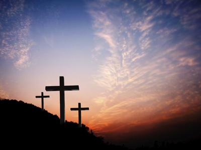 Christelijke e-card Markus 15:39