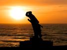 Christelijke e-card: Psalm 27:14